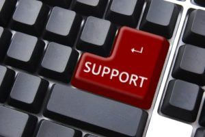 Support-Keyboard
