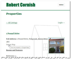 Robert Cornish Properties